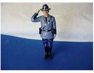 American Diorama 16163 STATE TROOPER BRIAN 1/24 Modellino