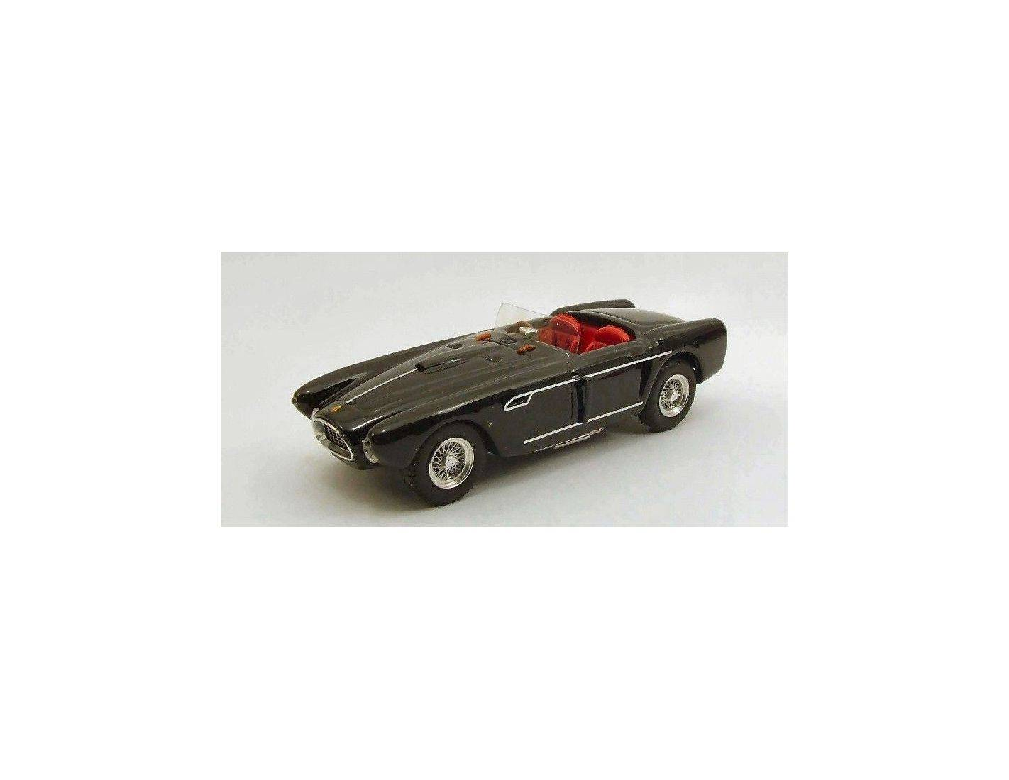 Art Model AM0235 FERRARI 340 MEXICO SPIDER USA 1953 BLACK 1:43 Modellino
