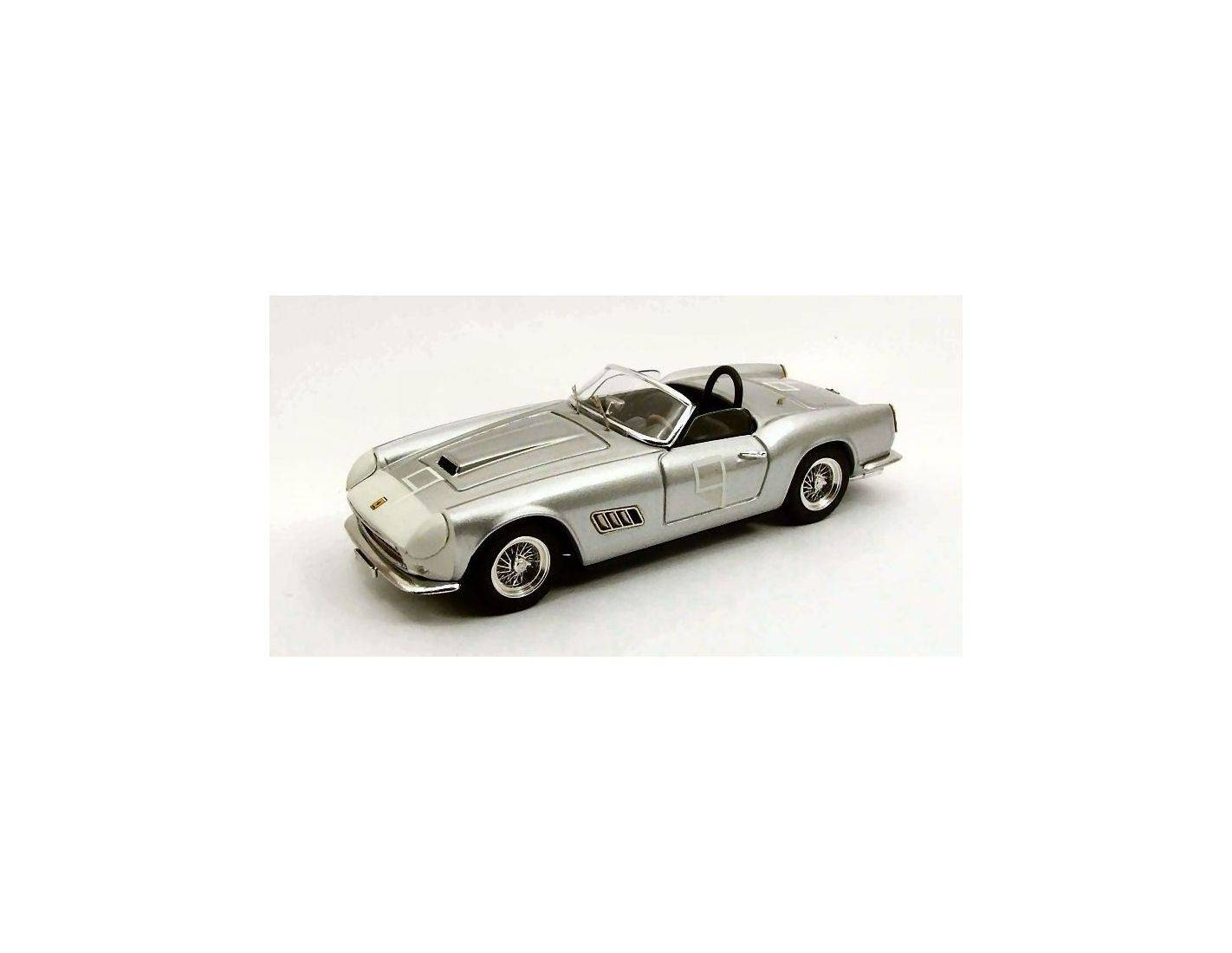 Art Model AM0240 FERRARI 250 CALIFORNIA N.9 WINNER LIME ROCK 1959 B.GROSSMAN 1:43 Modellino