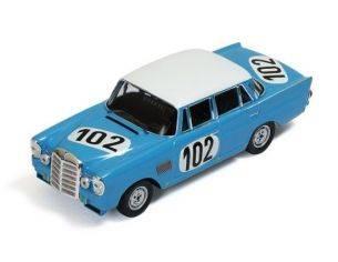 Ixo model GTM086 MERCEDES 300SE (W111) N.102 WINNER 24H SPA 1964 CREVITS-GOSSELIN 1:43 Modellino