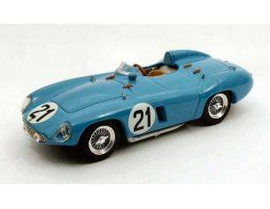 Art Model AM0243 FERRARI 500 MONDIAL N.21 12th NASSAU 1955 P.RUBIROSA 1:43 Modellino