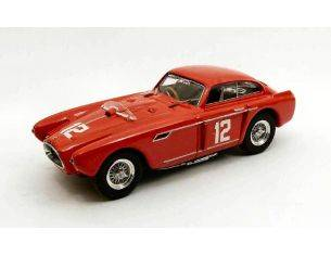 Art Model AM0244 FERRARI 340 MEXICO N.12 2nd OFFUTT 1953 SHELBY-MC AFEE 1:43 Modellino