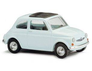 BUSCH 48750 FIAT 500 prodotta dal 1957 al 1968 colore rosso 1:87 Modellino
