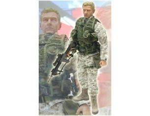 DRAGON ACTION FIGURE 70254 ALDEN - 1ST MARINE EXPEDITIONARY FORCE SOUTHERN IRAQ 2003 Modellino