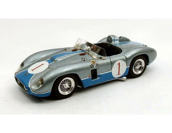 Art Model AM0247 FERRARI 500 TR N.1 4th GP DI SVEZIA 1957 C.LINCON 1:43 Modellino
