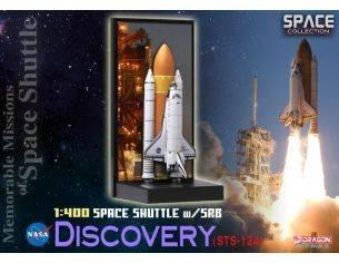 Dragon Wings DWI56373 SPACE SHUTTLE DISCOVERY W/SRB 1.400 Modellino