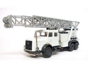 Conrad 1042 FAUN 3 AXLES WITH DRILL SET 1/50 Modellino