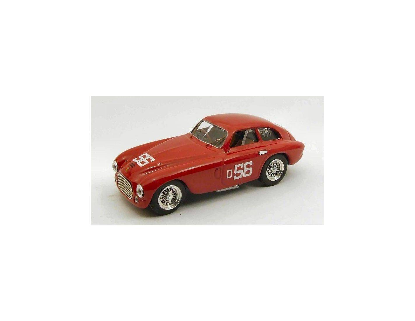 Art Model AM0248 FERRARI 195 S N.56 2nd BRIDGEHAMPTON 1951 P.WALTERS 1:43 Modellino
