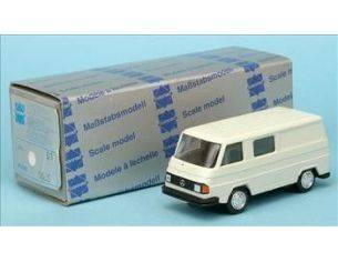 Conrad 1605 MERCEDES BENZ VAN 1/50 WITH SIDE Modellino