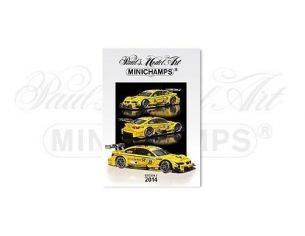 Minichamps PMCAT2014-2 CATALOGO MINICHAMPS 2014 ED.2 PAG.23 Modellino