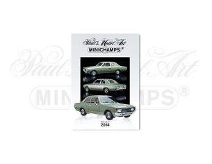 Minichamps PMCAT2014RES-2 CATALOGO MINICHAMPS 2014 RESINA ED.2 PAG.15 Modellino