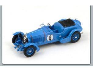 Spark Model S3887 ALFA ROMEO 8C N.6 30th LM 1934 LORD E.HOWE-T.ROSE RICHARDS 1:43 Modellino