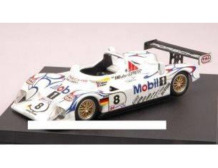 Trofeu TF1304 PORSCHE LMP1 N.8 29th (ACCIDENT) LM 1998 RAPHANEL-WEAVER-MURRY 1:43 Modellino