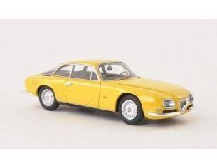 Neo Scale Models NEO45603 ALFA ROMEO SZ 2600 SPRINT ZAGATO 1967 1:43 Modellino