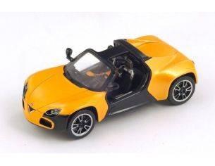 Spark Model S2248 VENTURI AMERICA 2013 BLACK AND ORANGE 1:43 Modellino