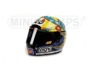 Minichamps PM327990046 CASCO V.ROSSI 1999 WORLD CHAMPION GP 250 1:2 Modellino