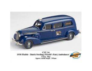 Brooklin Models CSV14 BUICK STERLING WORLD'S FAIR 1/43 Modellino