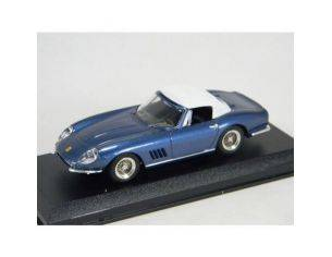 U.A.N. 002 F. 275 GTB/4 BLUE-WHITE 1/43 Modellino