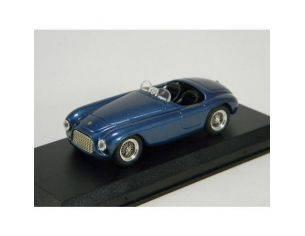 U.A.N. 006 F.166MM SPIDER BLUE 1/43 Modellino