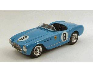 Art Model AM0254 FERRARI 225s N.8 DNF 12H SEBRING 1953 HILL-SPEAR 1:43 Modellino