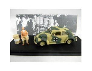 U.A.N. 201 VW AFRICA KORPS 'WEHRMACHT' 1/43 Modellino