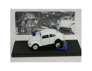 U.A.N. 209 VW 'THE ASSEMBLY LINE' 1941 1/43 Modellino