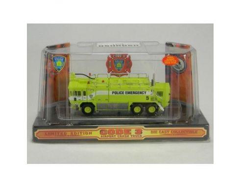 U.A.N. CO12153 CAMION POMPIERI - FIRE TRUCK n.5 1/64 Modellino