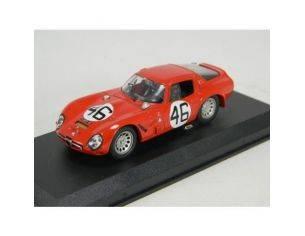 U.A.N. LO0216 ALFA ROMEO TZ2 MONZA 1966 1/43 Modellino