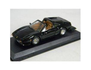 U.A.N. LO0224 F. 308 GTS BLACK 1/43 Modellino
