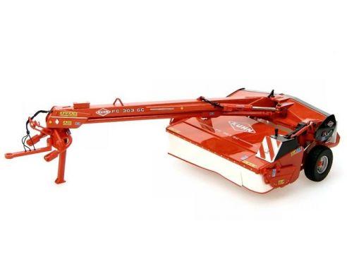 Universal Hobbies UH2618 FALCIATRICE KUHN FC 303 GC 1:32 Modellino