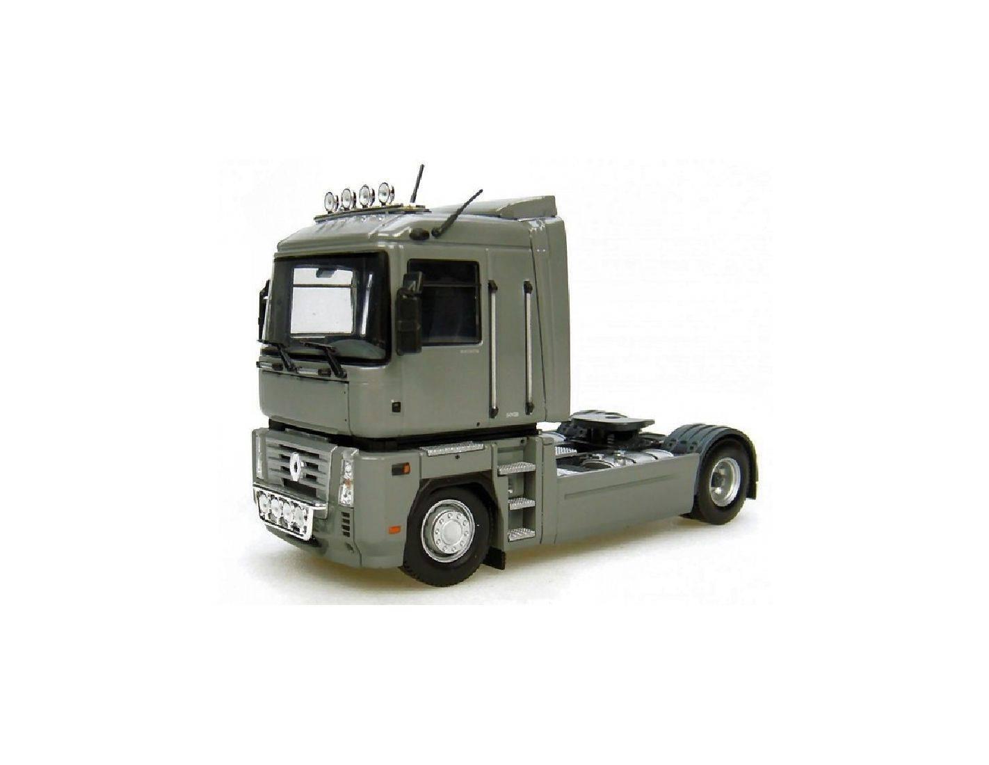 universal hobbies uh5690 camion renault magnum grey 1 50. Black Bedroom Furniture Sets. Home Design Ideas