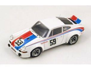 Spark Model S43DA73 PORSCHE 911 CARRERA RSR N.59 WINNER DAYTONA 1973 GREGG-HAYWOOD 1:43 Modellino