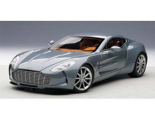 Auto Art / Gateway AA70243 ASTON MARTIN ONE-77 2009 BLUE 1:18 Modellino