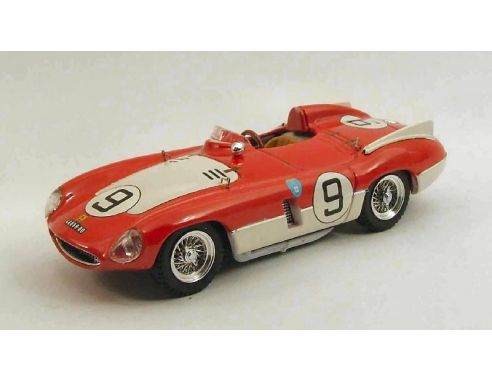Art Model AM0257 FERRARI 750 MONZA N.9 G.P.PORTO B.BARRETTO 1:43 Modellino