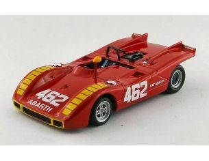 Best Model BT9541 ABARTH SP 2000 N.462 WINNER SESTRIERE 1970 A.MERZARIO 1:43 Modellino