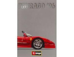 Bburago BUCAT1996 CATALOGO BURAGO 1996 PAG.72 Modellino