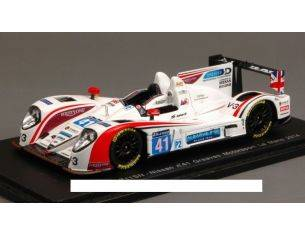 Spark Model S4220 ZYTEK Z11SN N.41 RETIRED LM 2014 MUNEMANN-LATIF-WINSLOW 1:43 Modellino