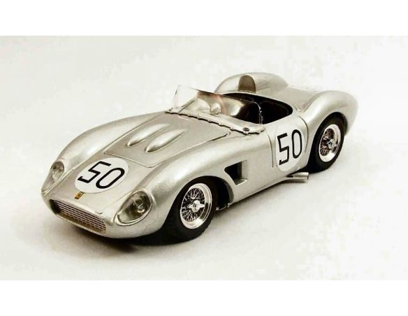 Art Model AM0258 FERRARI TRC 500 N.50 WINNER S.BARBARA 1962 K.MILES 1:43 Modellino