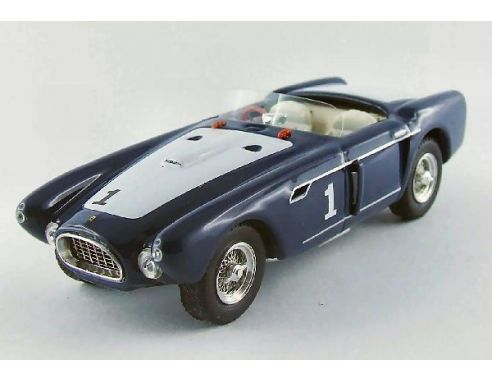 Art Model AM0263 FERRARI 340 MEXICO N.1 NC BRIDGEHAMPTON 1953 W.SPEAR 1:43 Modellino