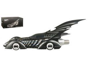 Hot Wheels HWBCJ98 BATMOBILE 1995 BATMAN FOREVER 1:18 Modellino