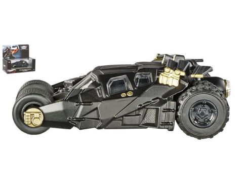 Hot Wheels HWBLY18 BATMOBILE THE DARK KNIGHT TRILOGY 1:50 Modellino