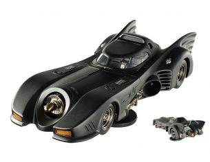 Hot Wheels BLY24 BATMOBILE BATMAN RETURNS 1:18 Modellino