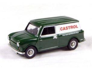 Corgi DG215000 AUSTIN MINI VAN-CASTRIK 1/76 Modellino