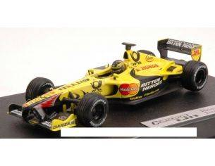 Hot Wheels HW50207 JORDAN EJ11 H.H.FRENTZEN 2001 N.11 1:43 Modellino