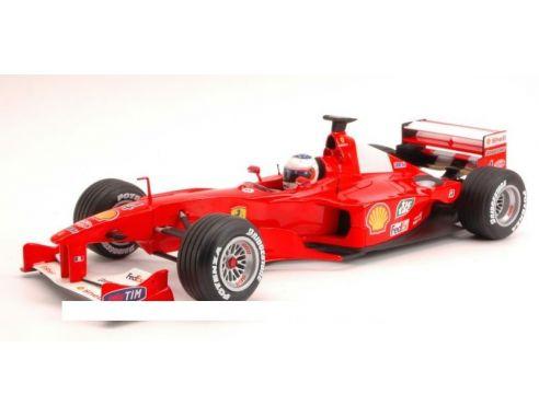 Hot Wheels HW26738 FERRARI F1 2000 N.4 RUBENS BARRICHELLO 2000 1:18 Modellino