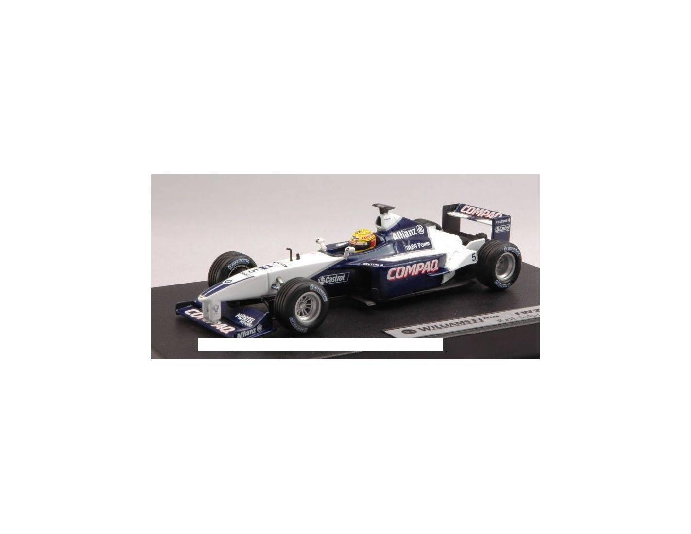 Hot Wheels Hw50211 Williams Fw23 N5 Ralf Schumacher 2001 143 Modellino Hotwheels Elite Ferrari Fxx Michael