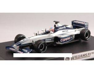 Hot Wheels HW26747 WILLIAMS FW22 N.10 JENSON BUTTON 2000 1:43 Modellino