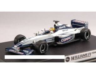 Hot Wheels HW26746 WILLIAMS FW 22 N.9 RALF SCHUMACHER 2000 1:43 Modellino