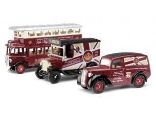 Corgi QE1003 3 PC DG SET 60TH ANNIVERSARY Modellino