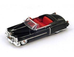 Spark Model S2922 CADILLAC SERIES 61 CONVERTIBLE 1950 BLACK 1:43 Modellino